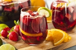 Red Sangria (For Slushes)