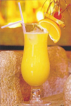 Yellow Bird (For Slushes)